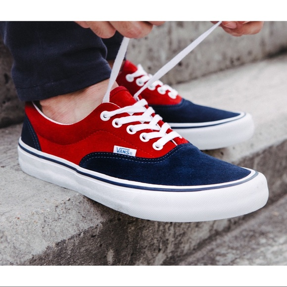 Shopping \u003e red and navy vans, Up to 60% OFF